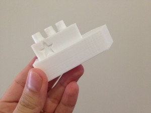 TinkerCad Iniciativa - Modelagem 3D