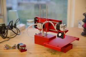 Impressora 3D Simple - Printrbot