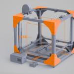 BigRep Impressora Gigante