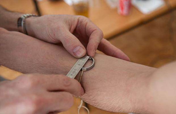 Teste Impressão 3D - Tatuagem - Medição