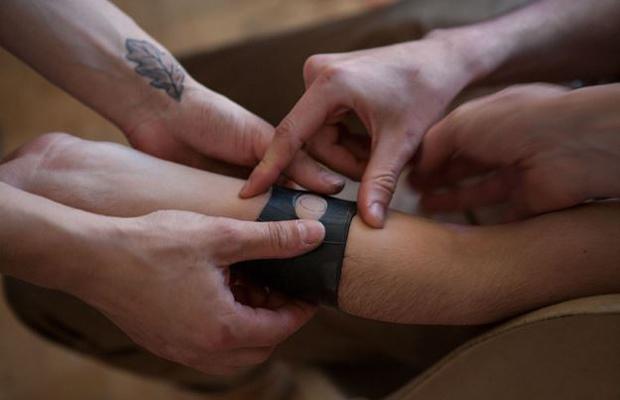 Teste Impressão 3D - Tatuagem - Primeiro Teste