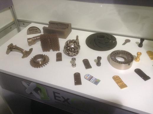 Metais Inside 3D Printing