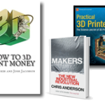 Livros sobre Impressão 3D - Impressora 3D