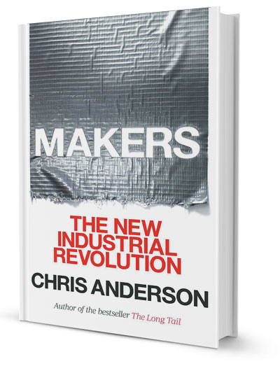 Makers - Chris Anderson Wired