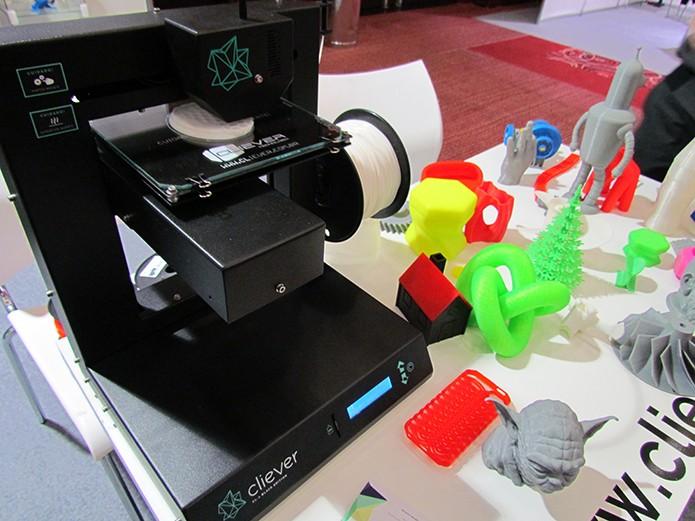Cliever Impressão 3D CL-1