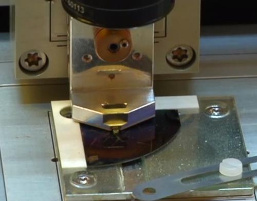 Impressora 3D Microscópica