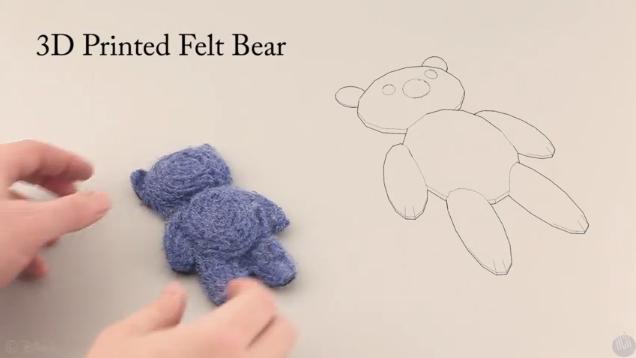 Urso de Pelúcia Pimpão