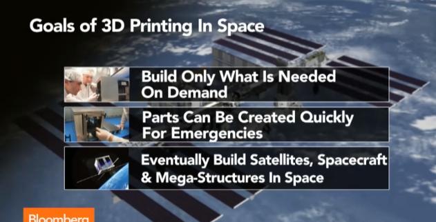 Nasa Impressão 3D