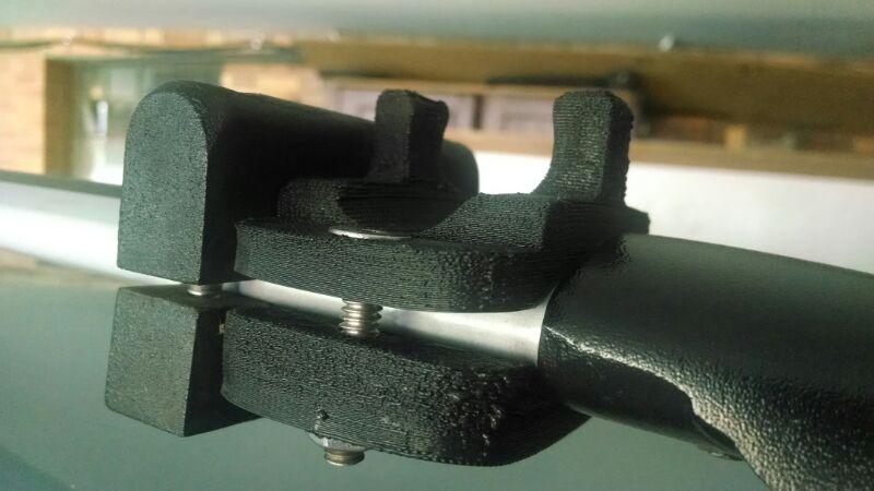 Suporte sem Remo - Impressão 3D