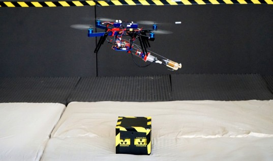 Impressora 3D Voadora