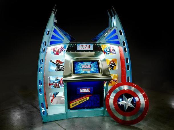 Marvel Boneco Impressão 3D