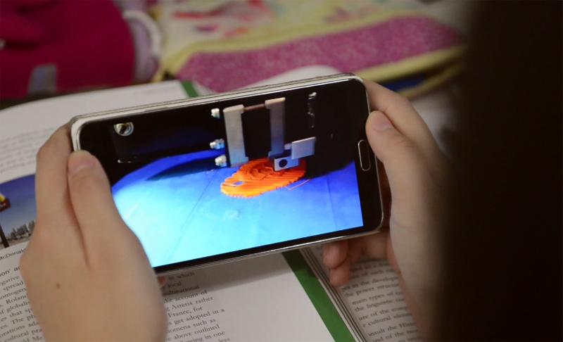 Monitoramento Impressão 3D