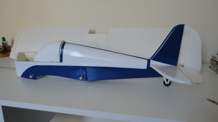 Aeromodelo Asa Baixa